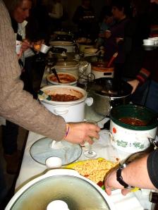 chili line